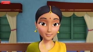 அம்மா சொல்றேன் | Tamil Rhymes for Children | Infobells