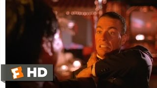 Double Impact (4/9) Movie CLIP - Bombing the Klimax Klub (1991) HD