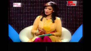 who are better actor?  Celebrity talk show  Host: Samia Afrin