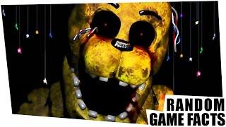 Random Game Facts #40 - Geheime Aufnahmen in Five Nights at Freddy's & Piratenabwehr
