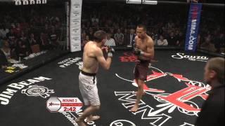 "CES MMA PRESENTS: ""NEW BLOOD"" BLAIR TUGMAN Vs ANDRE SOUKHAMTHATH"