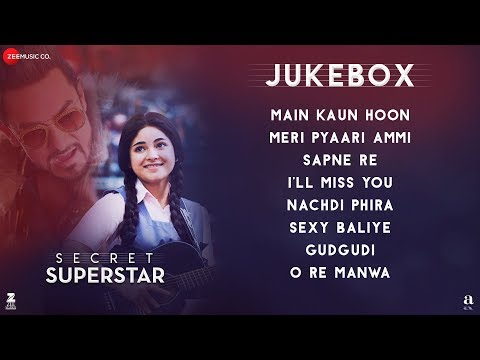 Xxx Mp4 Secret Superstar Full Movie Audio Jukebox Aamir Khan Zaira Wasim Amit Trivedi Kausar Munir 3gp Sex