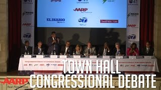 AARP New York: Congressional District 13 Candidate Debate Hosted By Open Line