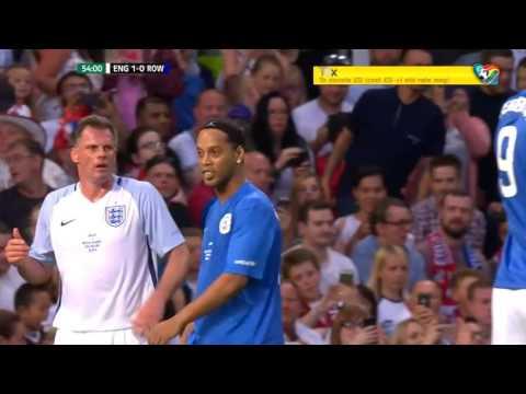 Ronaldinho Vs Soccer Aid (N) 15-16 HD by Daniel