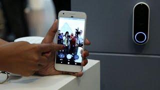 Nest Hello: Un timbre inteligente con cámara HD y reconocimiento facial