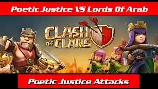 Poetic Justice VS Lords Of Arab