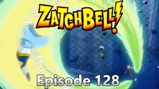Zatch Bell Episode 128 Stonestream English Dub