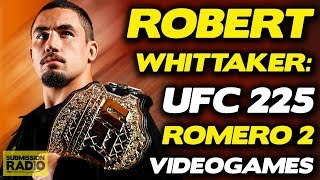 Robert Whittaker on Yoel Romero at UFC 225: