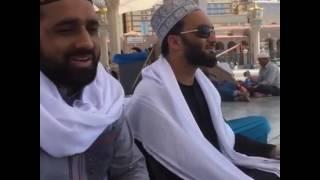 Final Moments in Madina | Naat | Qari Shahid Mahmood & Peer Saqib Shaami