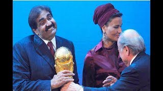 الغفران ورقة جديدة تهدد مونديال قطر