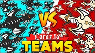 THE BEST STRATEGY EVER IN LORDZ.IO NEW TEAM UPDATE w/ Fady (Lordz.io Dragon Teaming Gameplay)