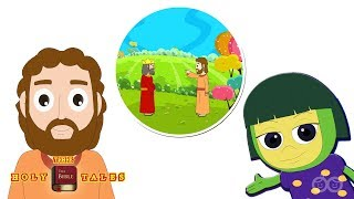 Saul Disobeys God I Old Testament I Animated Bible Story For Children | Holy Tales Bible Stories