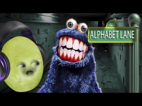 Gaming Grape Plays Alphabet Lane