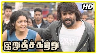 Irudhi Suttru Latest Tamil Movie Scenes | Best Of Madhavan | Vol 2 | Ritika | Nasser | Radha Ravi