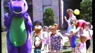 Phil Bday 93 Angelo as Barney