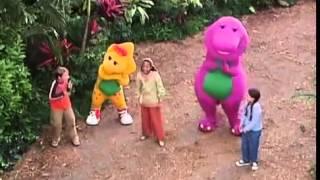 Barney Land of Make Believe