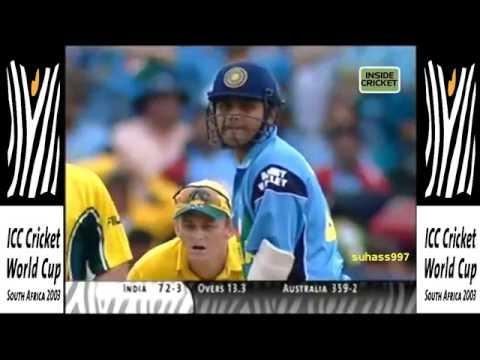 Xxx Mp4 World Cup 2003 Final India Vs Australia »» Vintage SEHWAG 82 Off 81 Balls 3gp Sex