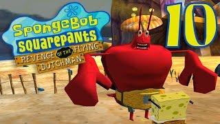 TANNING IN GOO LAGOON | SpongeBob SquarePants: RotFD | Ep. 10