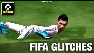 More funny football video game glitches! | PES & FIFA fails