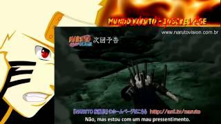 Naruto Shippuden Episódio 414 Volta a Guerra Legendado PT BR Hd Prévia