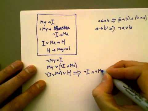 conversion to CNF (propositional logic)