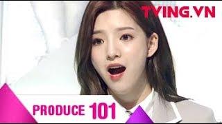 (Vietsub) PRODUCE 101 mùa 1 | Choi Yoo Jung tiến bộ vượt bậc, bám sát Sejeong