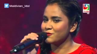 Maldivian Idol Gala Round | Guraafulhu - Laisha