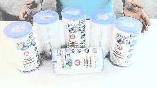 Intex Type A Filter Review | 59900E Filter Cartridge