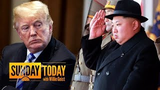 Trump Arriving In Singapore For High-Stakes Summit With Kim Jong Un | Sunday TODAY