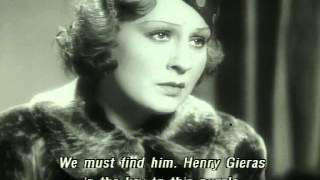 W starym kinie  Tajemnica Panny Brinx 1936)