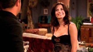 Monica Geller - Turn on momments
