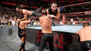 Watch Seth Rollins & Dean Ambrose's successful team-up from a whole new perspective: July 27, 2017