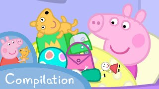 Peppa Pig Episodes - Toys And gifts compilation - Cartoons for Children