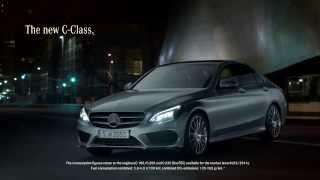 Mercedes-Benz 2015 C-Class TV Commercial