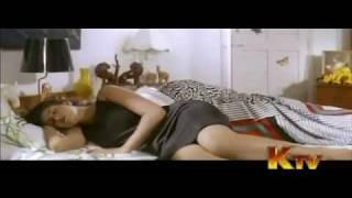 SANGAVI boobs presses in bed.flv