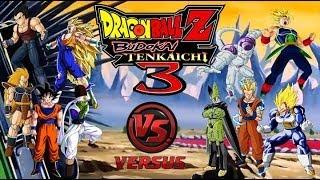 DRAGON BALL Z BUDOKAI TENKAICHI 3 LATINO VERSION FINAL GAMEPLAY PART 26