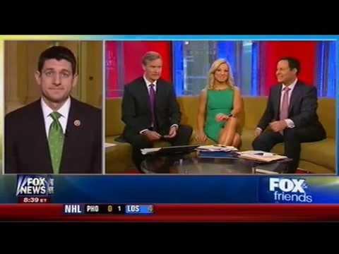 Paul Ryan Trashes Democratic Budget Their Definition Of Balance Never Ever Balances The Budget