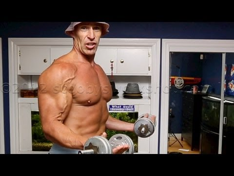 Killer Home Pull Workout for lats and biceps