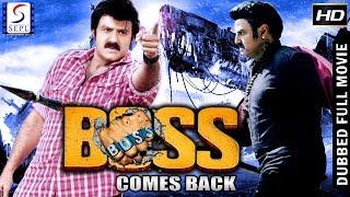 Boss Comes Back - Dubbed Hindi Movies 2017 Full Movie HD l Balkrishna, Ramya Krishna