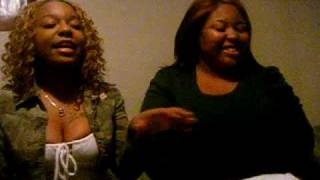 BEYONCE HELLO.....LATERRA AND ERICA