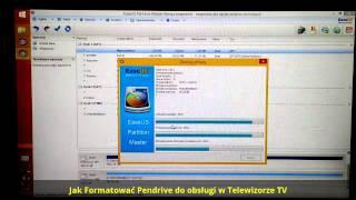 Jak Formatować Pendrive Do Obsługi w TV FAT 32 USB FAT32