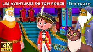 LES AVENTURES DE TOM POUCE   The Adventures of Tom Thumb in French   Contes De Fées Français