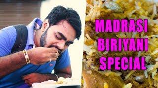 Best Biriyani Spot In Chennai Revealed ! Night Out Biriyani  | Meet Your Madrasi In Episode - 01