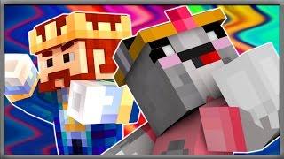 BUTT KNIGHTS - BEING SPEEDY LITTLE BUILDERS | Minecraft Speed Builders