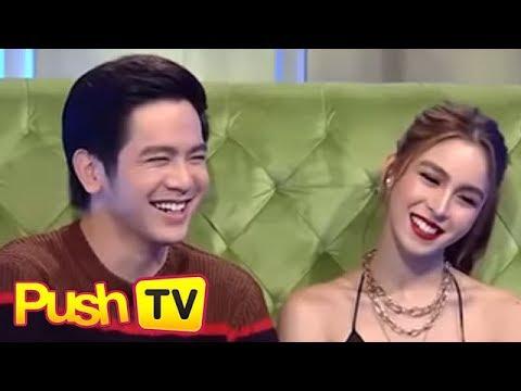 Xxx Mp4 Push TV Julia Barretto Mas Kumportable Magsuot Ng Damit Ng Walang Bra 3gp Sex