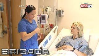 Brigada: Pamumuhay ng mga Pinoy nurse sa Amerika, tinutukan ng 'Brigada'