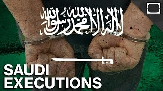 What Can You Be Publicly Executed For In Saudi Arabia?