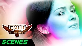 Bhaiyya My Brother Malayalam Movie Scenes | Ram Charan Kills Rahul Dev | Amy Jackson | DSP