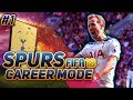 Download Video FIFA 18 TOTTENHAM CAREER MODE!! OUR FIRST BIG SIGNING! - EPISODE #1 3GP MP4 FLV
