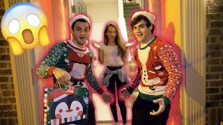 Surprising Fans At Their Houses!!